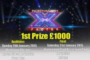 Do you have the Northwich X Factor?