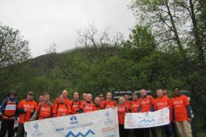 Team of walkers from Tata complete 'Three Peaks' challenge in aid of charity