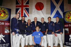 Martial arts masterclass at Rudheath Leisure Centre boosts funds for The Christie