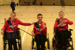 Hebden Green boccia stars through to national finals