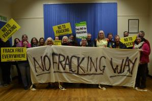 Frack Free Northwich plans public meetings